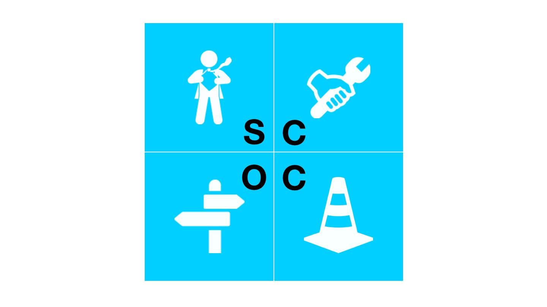 SCOC graph simple